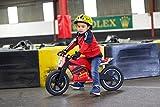 kiddimoto 2her323 – Heroes Superbike Premium Lauflernrad Joey Dunlop - 8