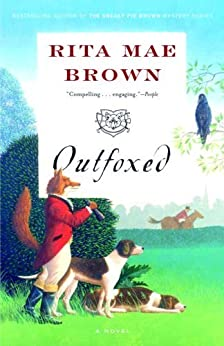 Outfoxed: A Novel (Sister Jane) di [Brown, Rita Mae]