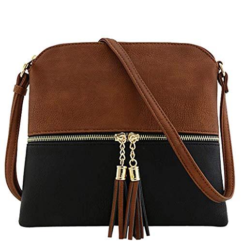 Borse donna yesmile borse donna borsa hobo in pelle moda borsetta piccolo borsa a mano casuale borse a spalla per donne