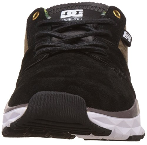 Dc Player Se Herren Sneakers Black Camo
