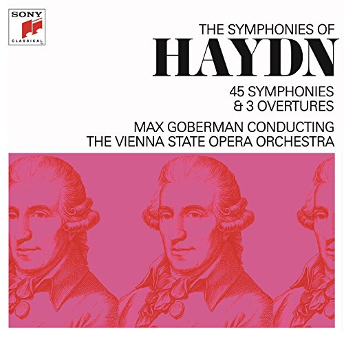 Haydn:Sinfonie -Edizione Speciale 14 Cd Nice Price [14 CD]
