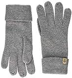 Roeckl Damen Essentials Basic Handschuhe, Grau (Silvergrey 020), One Size