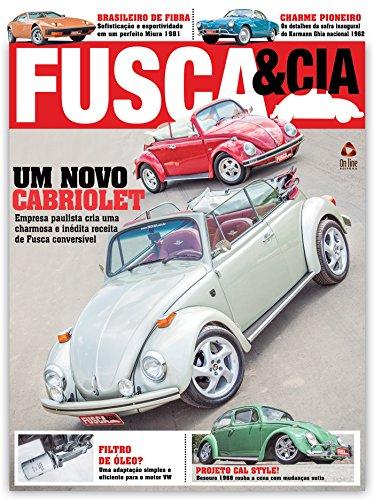 Fusca & Cia Ed.132 (Portuguese Edition) por On Line Editora