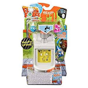 Flush Force Yucky Urinal S2 (5 Flushies) Multicolor Niño/niña - Figuras de Juguete para niños (Multicolor, 5 año(s), Niño/niña, China, 920 Pieza(s), 92 Pieza(s))
