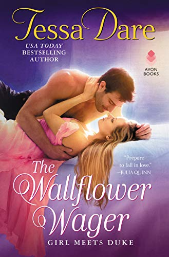 The Wallflower Wager: Girl Meets Duke (English Edition) -