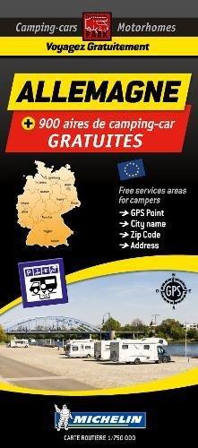 Aires de camping-car gratuites Allemagne