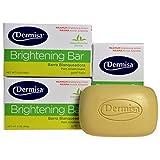 Dermisa Brightening Bar Soap, Natural Bo...