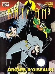 Batman, Tome 9 : Drôles d'oiseaux !