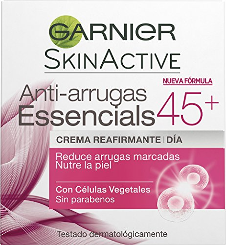 GARNIER - ESSENCIALS 45+antiwrinkle cream 50 ml-unisex