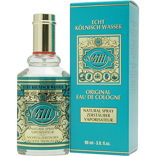 4711 di Maurer&Wirtz - Eau de Cologne spray Edc - Spray 90 ml.