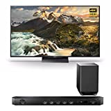 Sony Z9D 75' 4K HDR Ultra-High Definition Android TV w/Sound Bar Speaker System