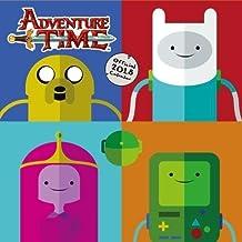Adventure Time Official 2018 Calendar - Square Wall Format Calendar
