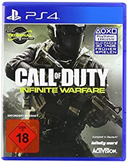 Call of Duty: Infinite Warfare - Standard Edition - [PlayStation 4] (B01F26HMR0) | Amazon Products