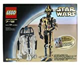 Lego Star Wars R2-D2 C3PO Droid Collectors Set 65081 by LEGO