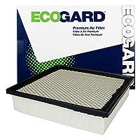 فلتر هواء ذو محرك ممتاز XA6116 من ECOGARD يناسب Dodge Durango 3. 6L 2011-2020, Durango 5. 7L 2011-2020, Durango 6. 4L 2018-2020 | Jeep Grand Cherokee 3. 6L 2011-2020