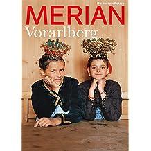 MERIAN Vorarlberg (MERIAN Hefte)
