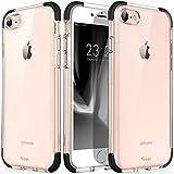 iPhone X Hülle, Durchsichtige iPhone X Schutzhülle Transparent Silikon iPhone X Hülle...