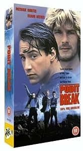 Point Break [VHS]