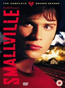 Smallville - Complete Season 2 Box Set - Import Zone 2 UK (anglais uniquement) [Import anglais]