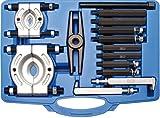 BGS 7750 Trennmesser-Satz für Kugellager-Arbeiten, 14-tlg