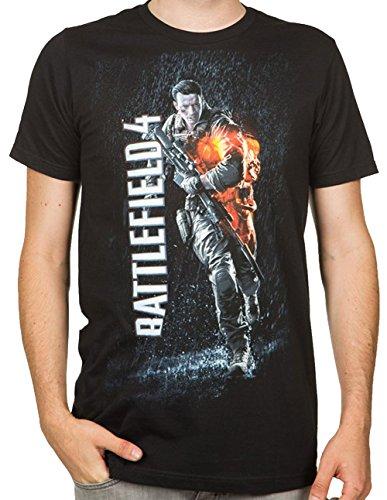Preisvergleich Produktbild Sixtion Battlefield 4 Bravo Adult Premium T-Shirt X-Large