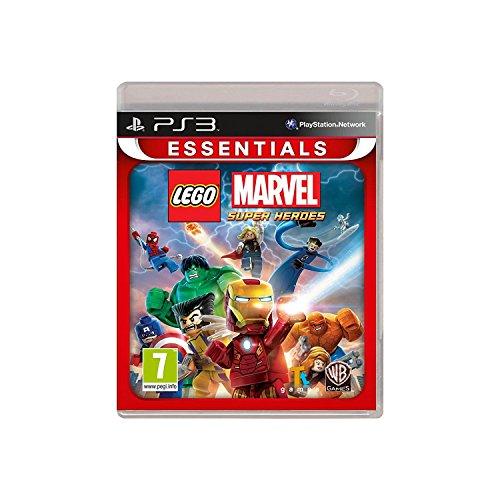 Lego Marvel Superheroes Essentials (PS3)