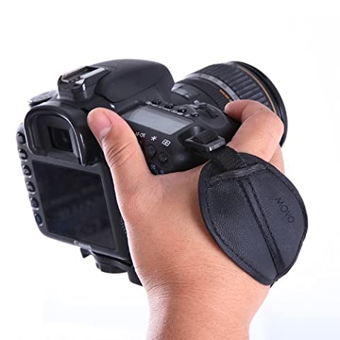 Movo Photo HSG-4 SecureMe Padded Grip Strap for DSLR Cameras
