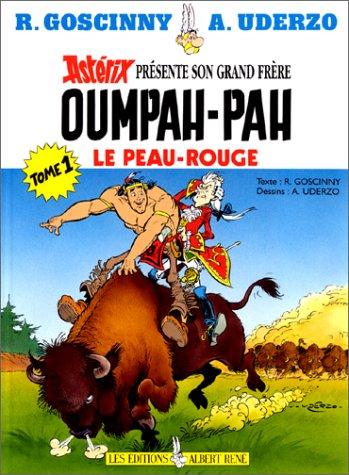 Oumpah-pah le peau-Rouge, tome 1