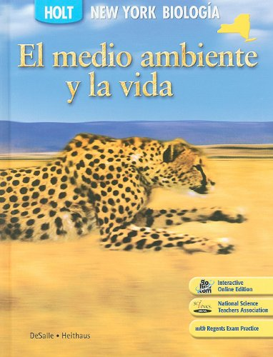 Holt Biology: Student Edition (Spanish) 2008 (Holt Biology 2008)