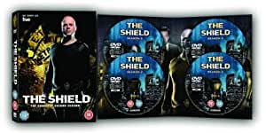The Shield : Series 2 [DVD] [2004]