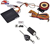 Best Motorcycle Alarm Systems - Andride Motorcycle/Bike Alarm Security System Button Remote Key Review