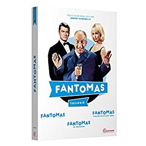 Fantomas : Trilogie