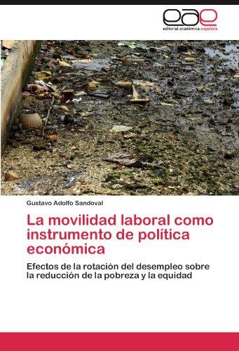 La movilidad laboral como instrumento de política económica