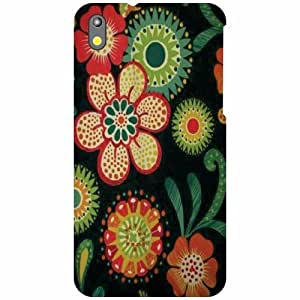 Back Cover For HTC Desire 816G -(Printland)