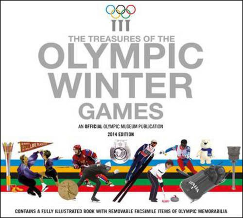 Treasures of the Olympic Winter Games por Olympic Museum Foundation