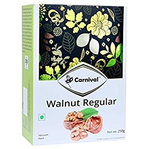 Carnival Walnut Regular, 250g