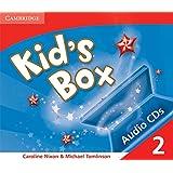 Kid's Box 2 Audio CDs (3)