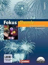 Fokus Chemie - Gymnasium - Ausgabe N: Gesamtband - Schülerbuch mit CD-ROM