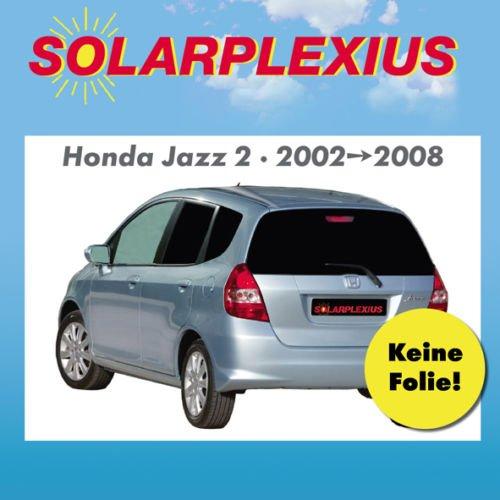 AUTO PROTECCION SOLAR HONDA JAZZ 2  GEN  2002 & # X25BA  2008 # 25773 - 5