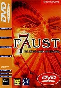 FAUST - Die sieben Spiele der Seele  (DVD-ROM)