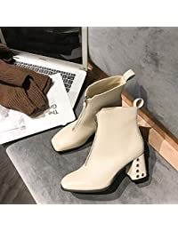 825eb50a6ff0f Amazon.es  zapatos marrones de tacon - 50 - 100 EUR   Zapatos para ...