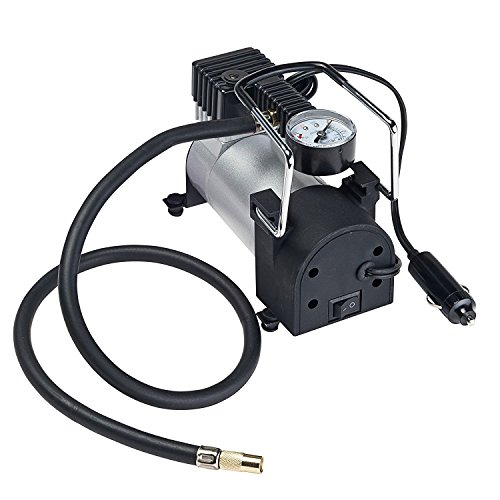 MELIANDA MA-8500 12V Auto Kompressor für den Zigarettenanzünder, mit 85W Leistung bis zu 10Bar, 30L/min
