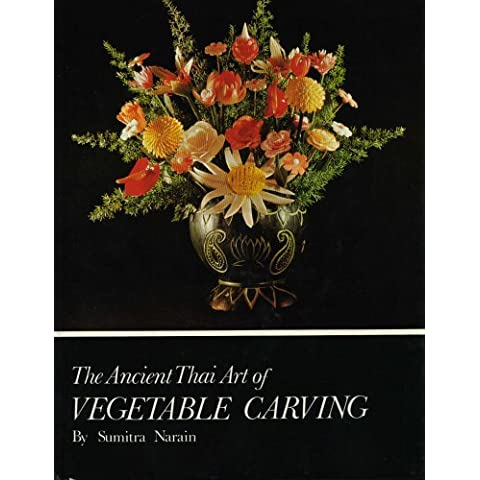 The Ancient Thai Art of Vegetable Carving