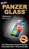 PanzerGlass Displayschutzglas (Anti-Fingerprint); passend für Samsung Galaxy S5/S5 Neo, Klar