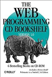 The Web Programming CD Bookshelf Version 1.0 Pap/Cdr edition by O'Reilly &. Associates (2003) Paperback