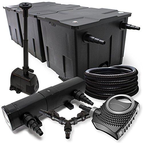 sunsun-filtro-set-per-90000l-stagno-36-w-laghetti-neo8000-70-w-pompa-25-m-tubo-fontana