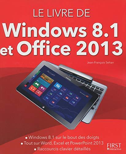 Le livre de Windows 8.1 et Office 2013