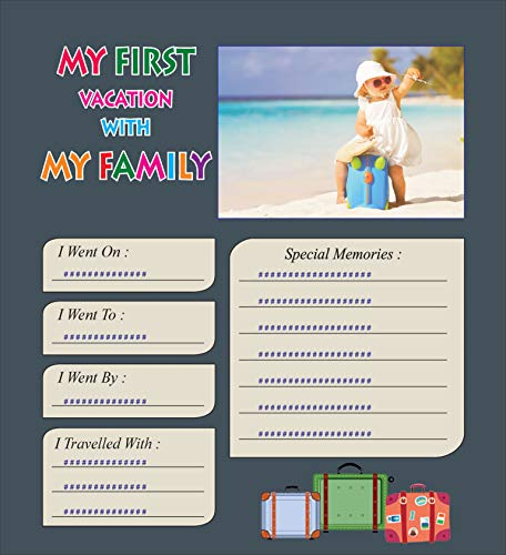 Little Me A Baby Memory Book | Baby Record Book | Baby Jourl | Baby Milestone Book | Modern Baby Shower Gift | Gender Neutral.(English)