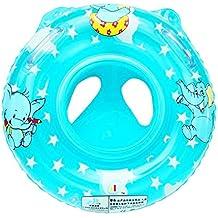 JJOnlineStore JJPRIME - Anillo hinchable de natación para bebé, niños, niñas, asiento flotante