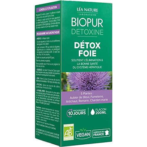 BIOPUR Kit Cocktail Détox Foie